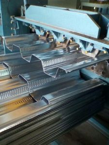 ورق مناسب عرشه فولادی